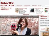 Browse Makerbot Industries