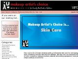 Makeupartistschoice.com Coupon Codes