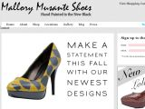Browse Mallory Musante Shoes