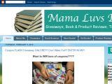 Browse Mama Luvs Books