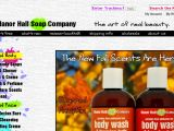 Browse Manor Hall Soap Company