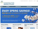 Marketplace.foundationcenter.org Coupon Codes