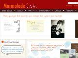 Browse Marmalade Ink