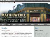Browse Matthew Ebel