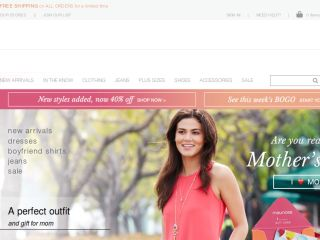 Shop at maurices.com