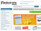 Browse Medical Arts Press Page