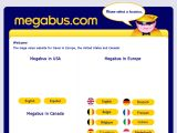 Megabus.com Coupon Codes