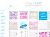 Meganclaire.co.uk Coupon Codes