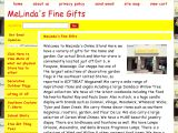 Browse Melinda's Fine Gifts