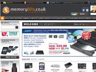 Shop at memorybits.co.uk
