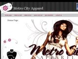 Browse Metro City Apparel