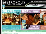 Browse Metropolis Coffee Company