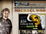Browse Michael Waddell's Bone Collector