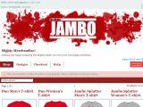 Mightyjambo.spreadshirt.co.uk Coupons