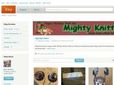 Mightyknitters.etsy.com Coupons