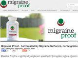 Migraineproof.com Coupons