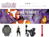 Mikesdivestore.com Coupons