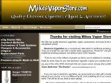 Mikesvaporstore.com Coupons