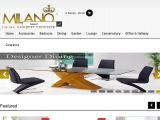 Milanofurniture.org Coupons
