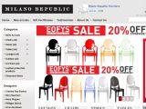 Milanorepublicfurniture.com.au Coupons