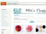 Milasflowers.etsy.com Coupons