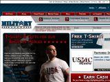 Militarybacker.com Coupons