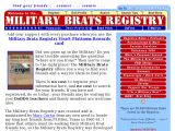Military Brats Registry Coupon Codes