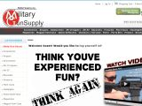 Browse Military Gun Supply