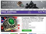 Militarymilestones.com Coupons