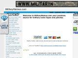 Militarynames.com Coupons