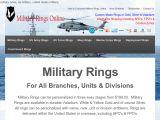 Militaryringsonline.com Coupons
