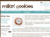 Milkin-Cookies.com Coupons
