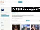 Milkmanart.etsy.com Coupons