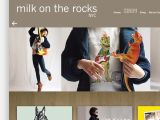 Browse Milk On The Rocks Nyc