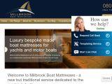 Millbrook-Boat-Mattresses.com Coupons