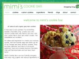 Browse Mimi's Cookie Bar