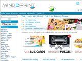Mind2print.com Coupons