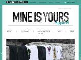 Mineisyoursapparel.com Coupons