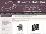 Browse Mineola Hat Store
