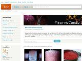 Minervacandlecompany.etsy.com Coupons