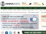 Minervacrafts.com Coupons
