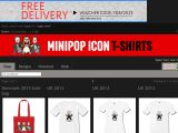 Minipopicons.spreadshirt.co.uk Coupons