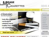 Miragecigarettes.co.uk Coupon Codes