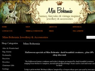 Shop at missbohemia.com