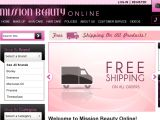 Browse Mission Beauty Online
