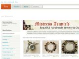 Mistressjennie.etsy.com Coupons