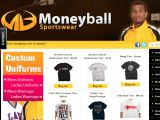 Browse Moneyball Sportswear