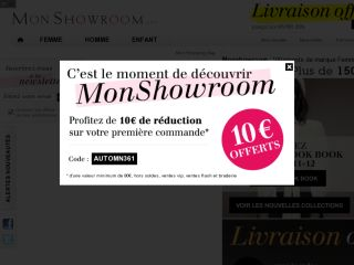 Shop at monshowroom.com