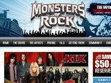 Browse Monsters Of Rock Cruise