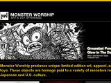 Browse Monster Worship